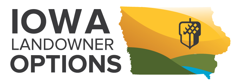 Iowa Landowner Options