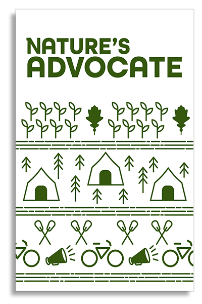 Nature's Advocate cover