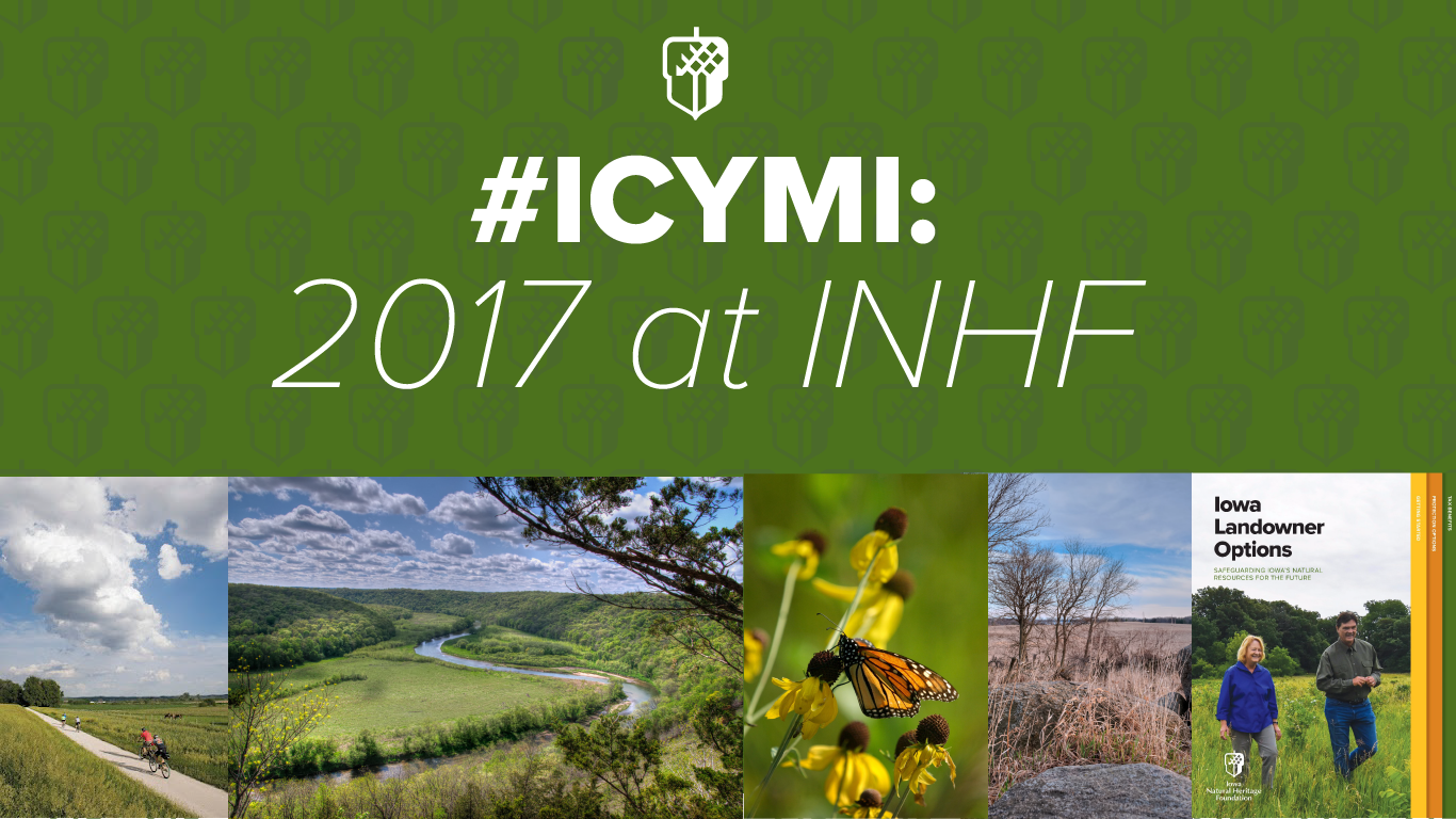 In Case You Missed It: 2017 at INHF