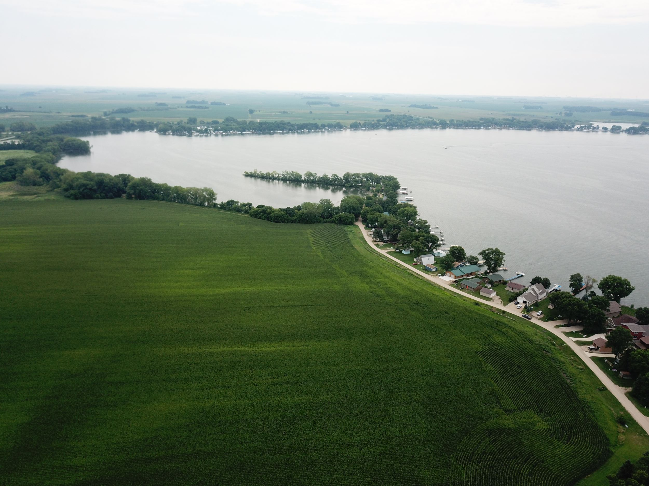 Two Families Donate to Protect Important Land in Iowa Great Lakes