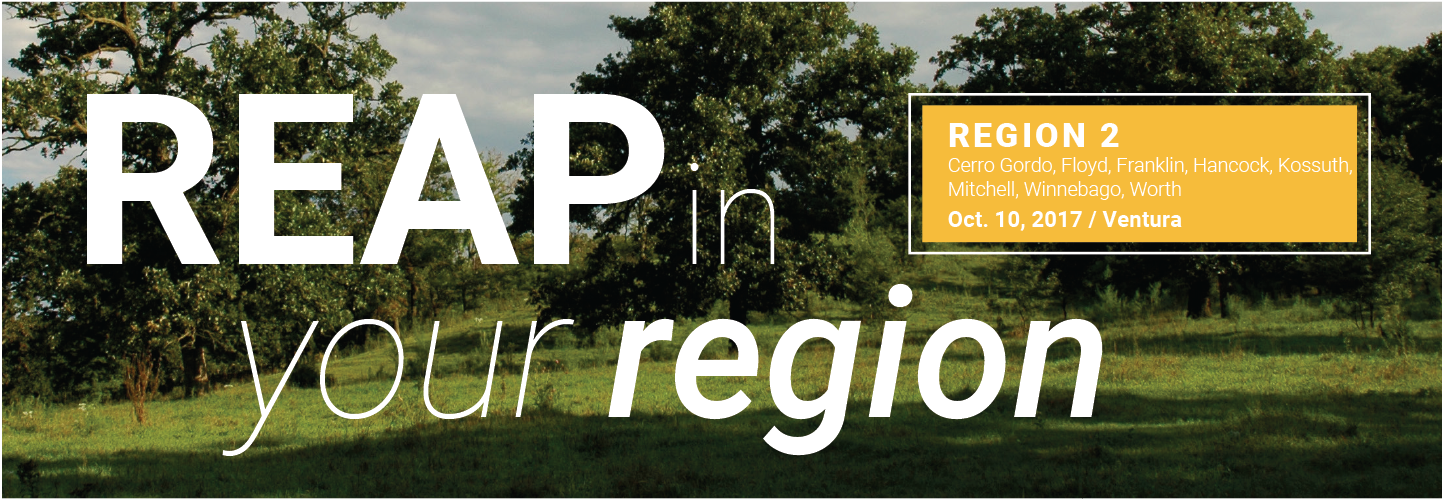 REAP In Your Region: Clear Lake State Park, Elk Creek Marsh and more in north central Iowa