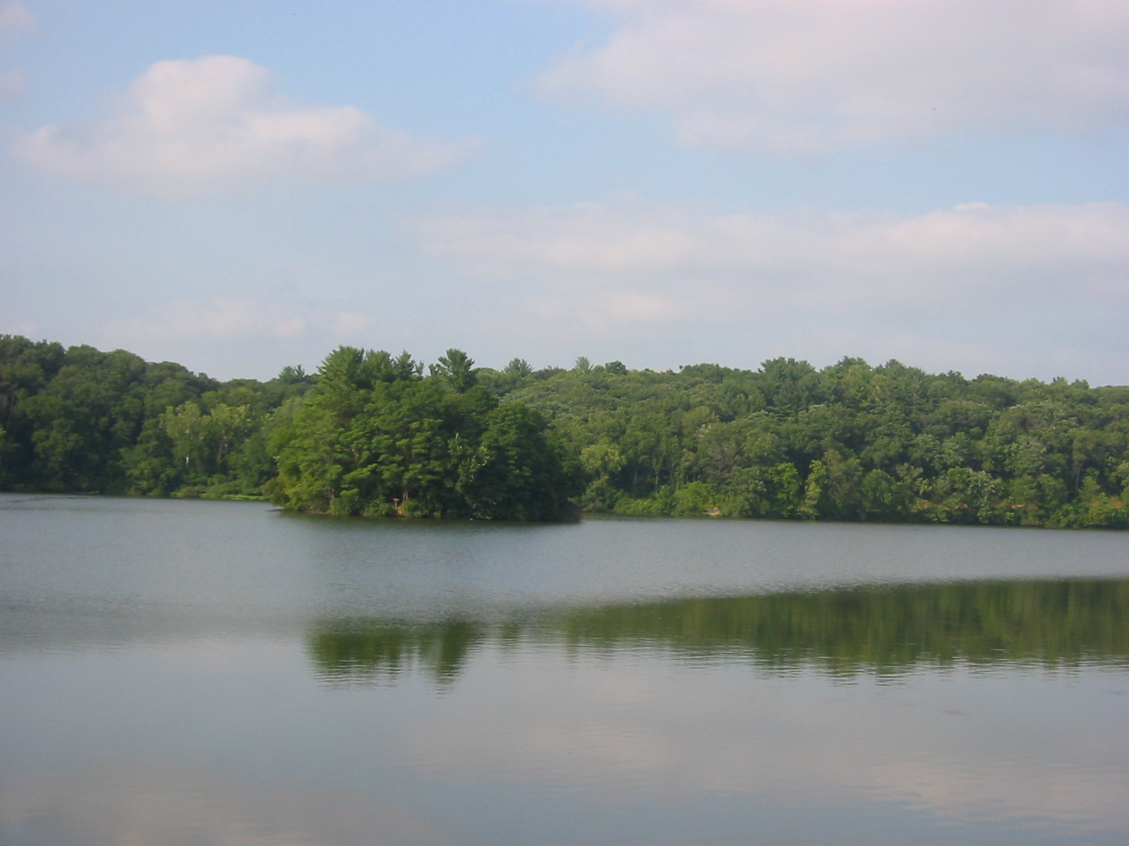 REAP In Your Region: Pine Lake State Park, Iowa River ...