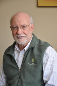 Mark Ackelson, president of INHF and president emeritus starting May 1.  Photo by Jessica Rilling.