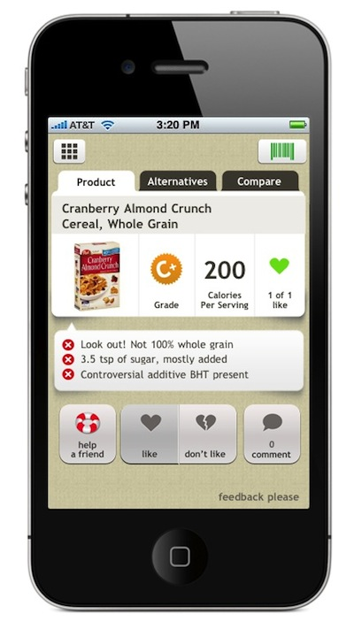 The Best Apps for Healthy Eating