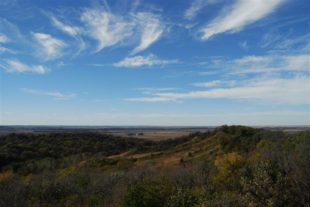 REAP In Your Region: Hitchcock Nature Area, Loess Hills and more in western Iowa