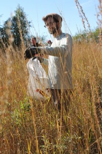 Patrick in the Indian Grass (2)