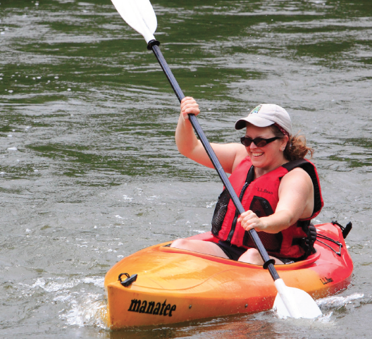 Pedal and paddle your way along Iowa's rivers this fall