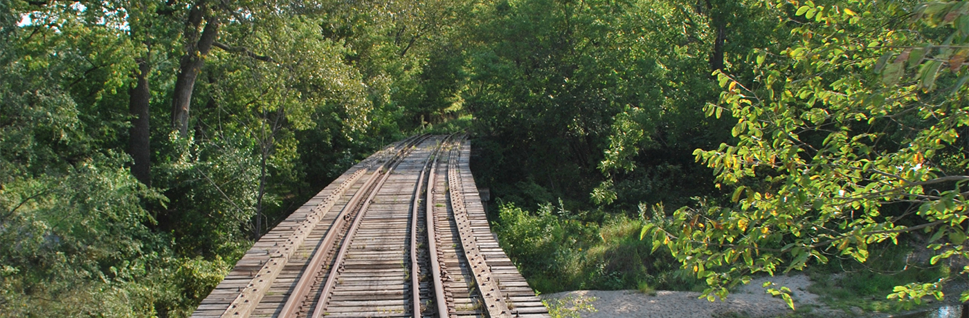 Rail line to become trail in Iowa