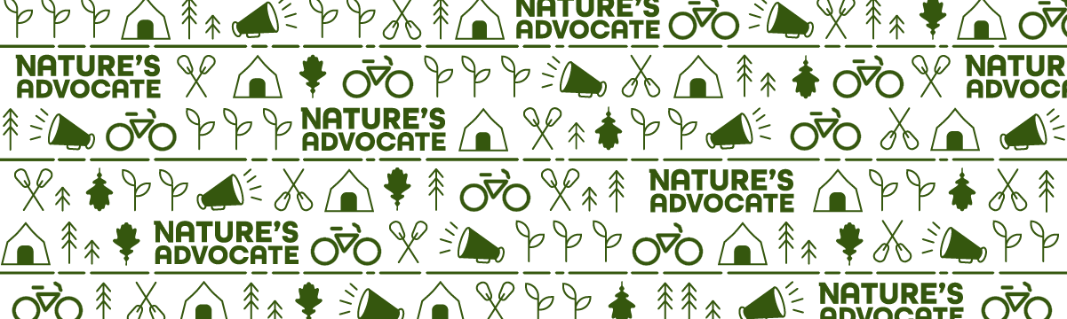 Nature's Advocate icon pattern