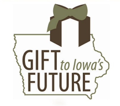 Gift to Iowa's Future Day.