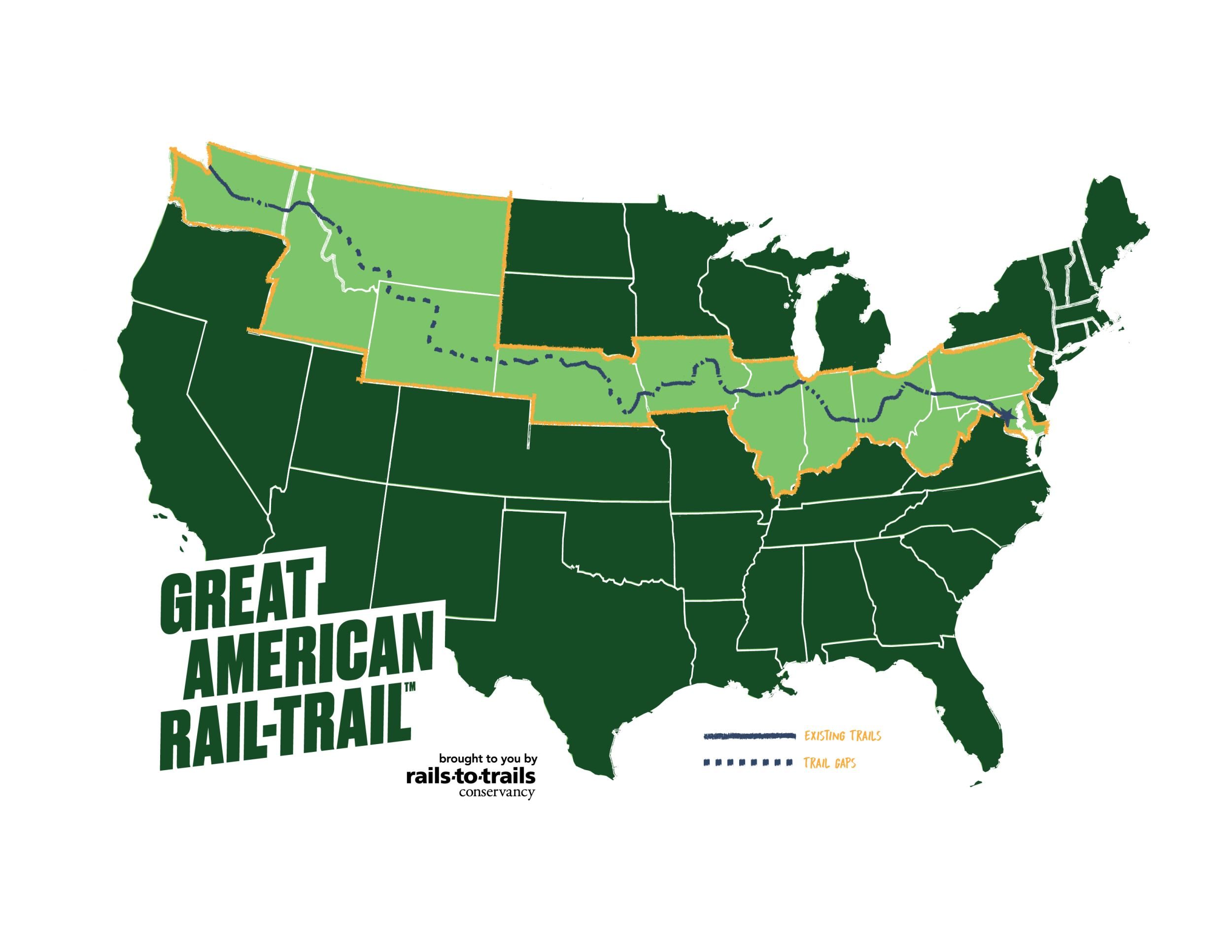 Great American Rail Trail