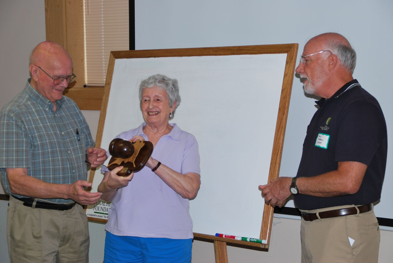 Bob and Mary Lou Gunderson, our 2012 Hagie Heritage Award recipients.
