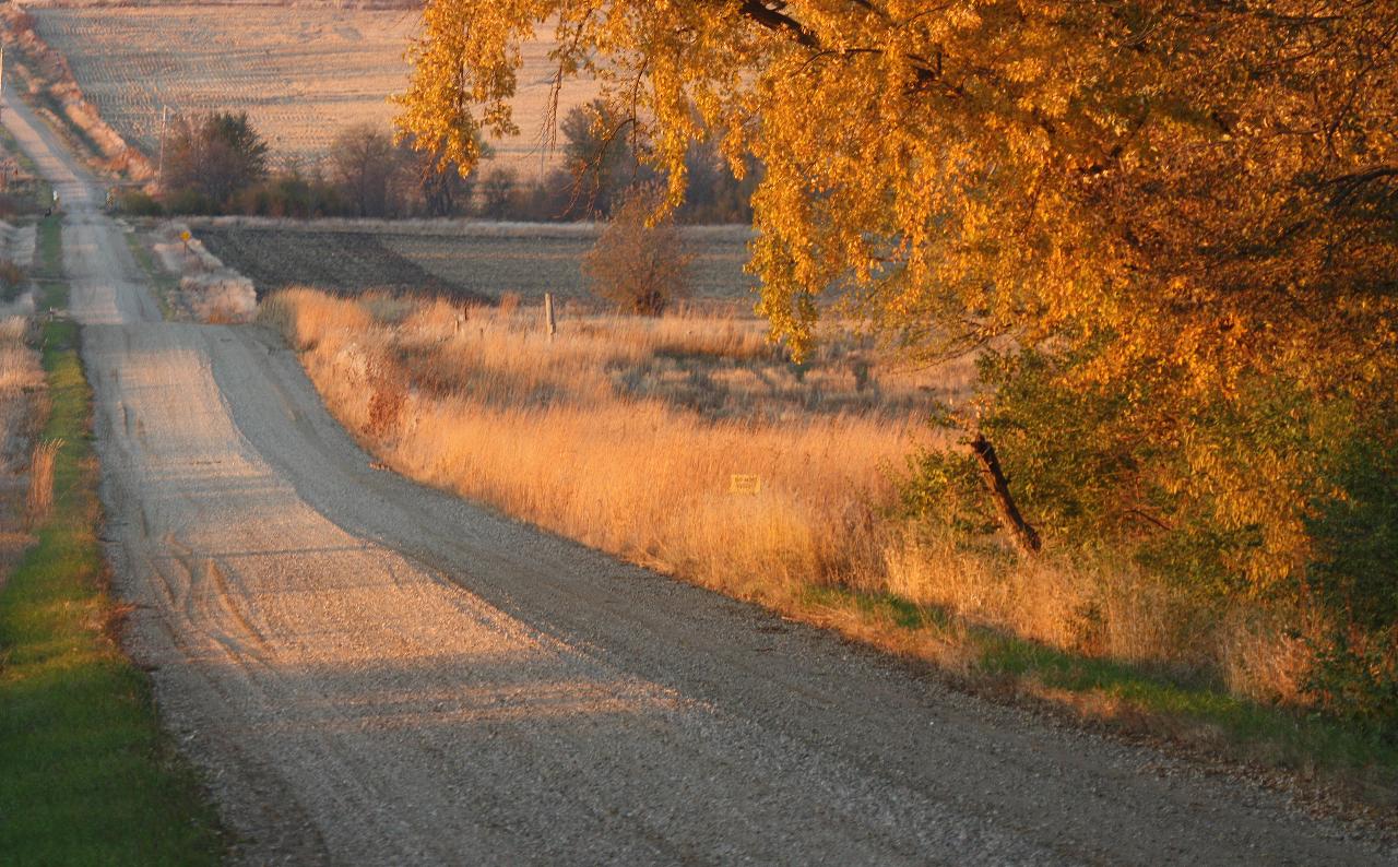 Nature Walk Country Roads Iowa Natural Heritage Foundation