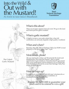 Garlic Mustard Pamphlet