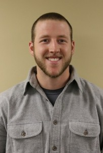 Jered Bourquin began working as the Blufflands Field Assistant on March 16.